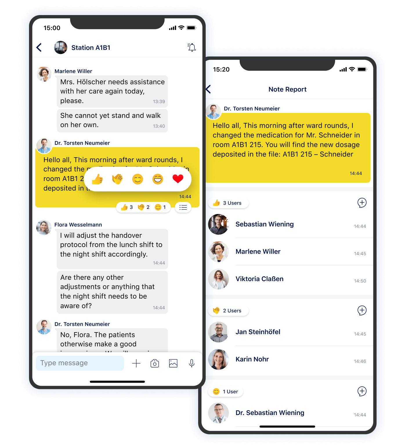 Teamwire Business Messaging App